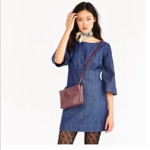 Mini denim dress from Urban Outfitter like new